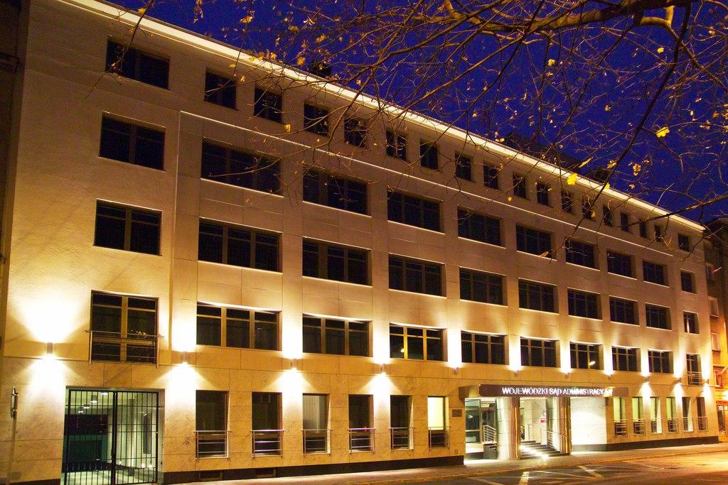 Wojewódzki Sąd Administracyjny w Poznaniu - budynek